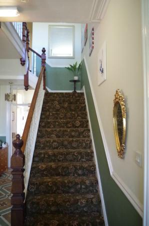 Varley House: Stairs