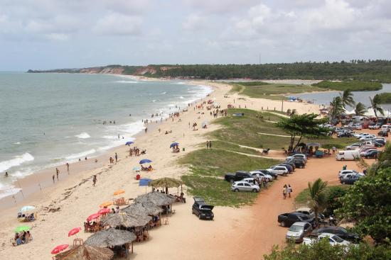 Praia da Barra do Gramame