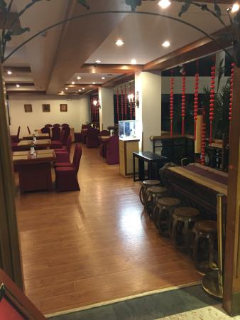 Dianchi Garden Hotel & Spa : Restaurant