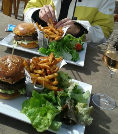 Lo Soli : Probably one of the best, but  also most expensive burgers ever!