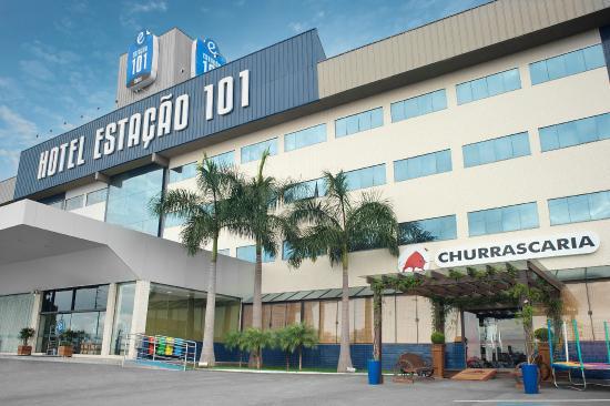 Hotel Estacao 101