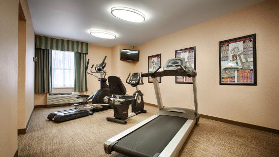 BEST WESTERN PLUS Inn at Valley View : Fitness Center
