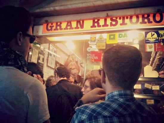 Gran Ristoro : Lo Street Food a Genova