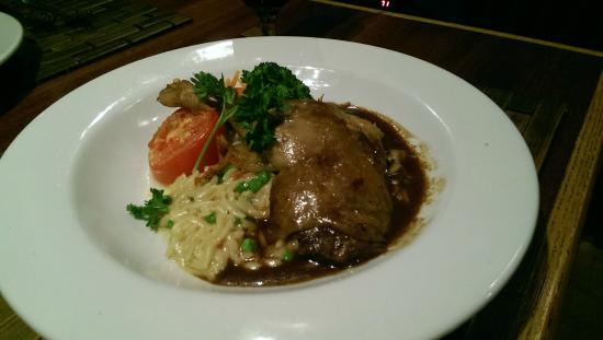 Spencer's Tall Trees Restaurant: Duck Confit