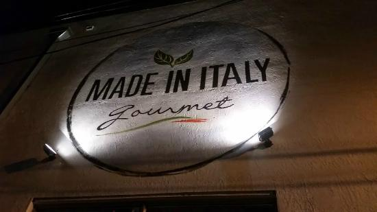 Made In Italy Gourmet