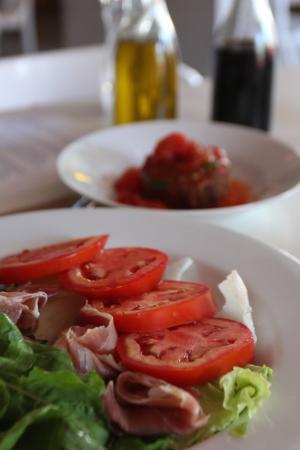 Pasta em Casa: Salada maravilhosa!!