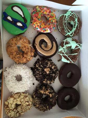 O'DoodleDoo's Donuts: Our variety