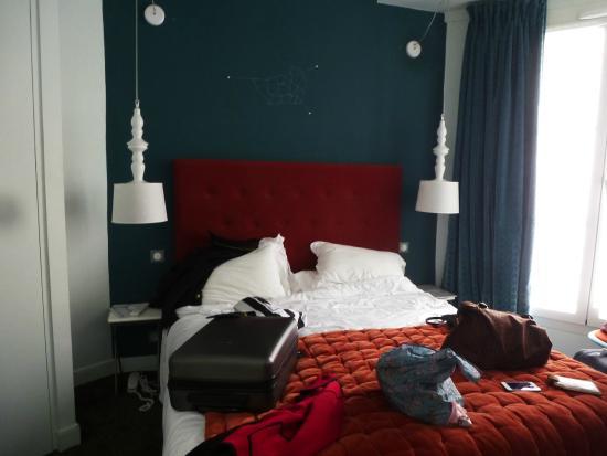 MARAIS HOme Hotel: Room 101