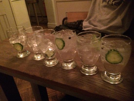 Pint Shop: Gin of the day