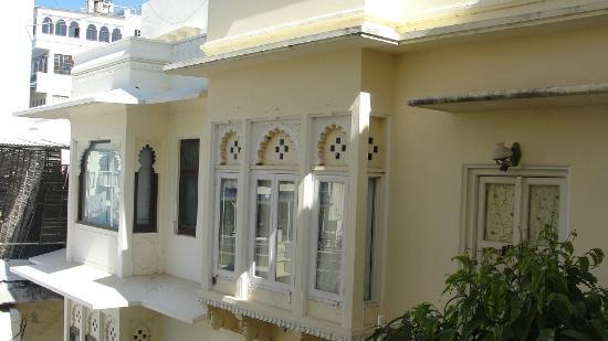 Hotel Aashiya Haveli: Hotel