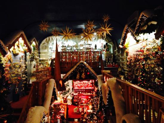 The Original Christmas Village