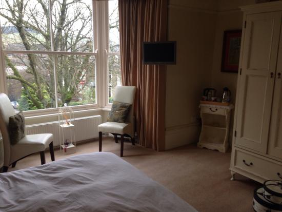 Alpine Lodge Guest House: The right room