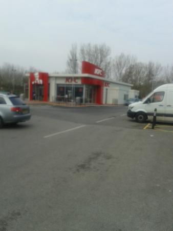 KFC Wessex Gate Poole