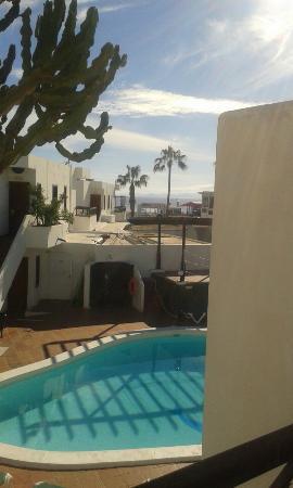 Maribel Apartments: Room 12s view