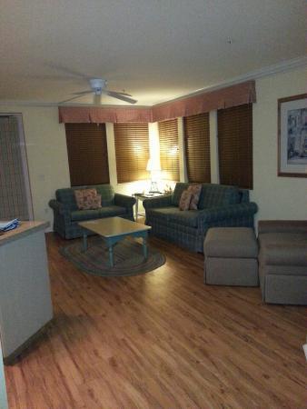 bedroom in 2 bedroom villa picture of disney 39 s old key west resort