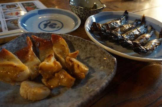 Kushiro Robata : Fish