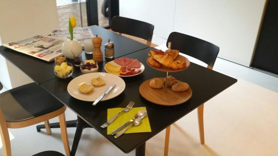 Yellow Submarine: Heerlijk ontbijt!