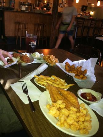 Best Seafood Restaurants Morehead City Nc