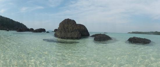 white sandy beach - Picture of Ko Kham, Ko Mak - TripAdvisor