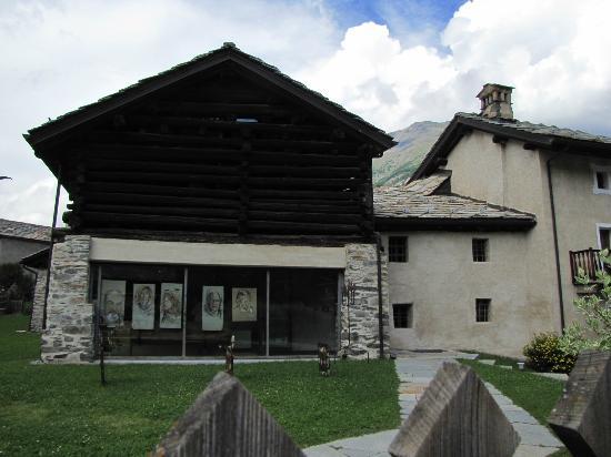 Maison de Cogne Gerard-Dayne