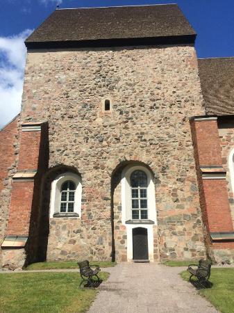 Uppsala, İsveç: Church
