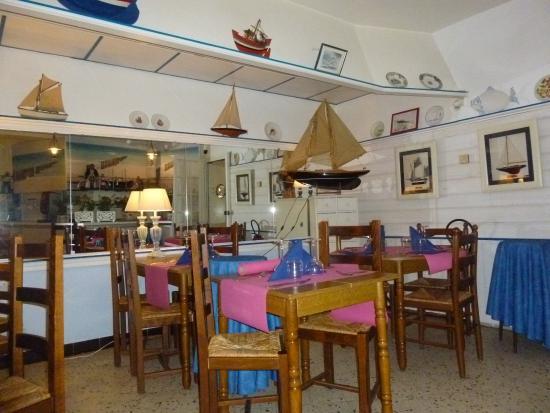 Le Vivier Restaurant: salle arrière