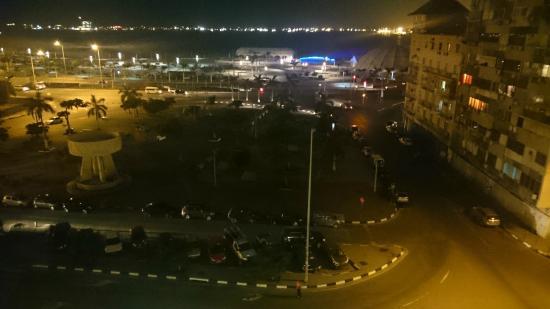 Hotel Continental: vista terraco