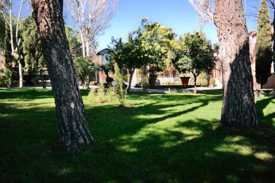 Chimenea picture of asador de aranda las rozas - Chimeneas para jardin ...