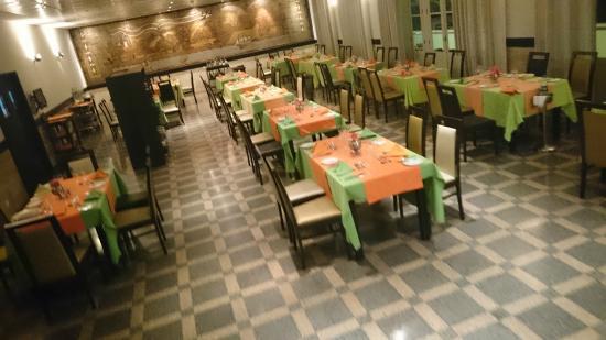 Hotel Continental: restaurante principal