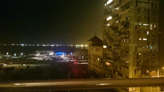 Hotel Continental: vista