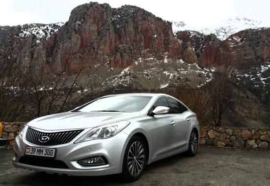luxury car yerevan  My transportation - luxury car Hyundai H1, year 2014 - Picture of ...