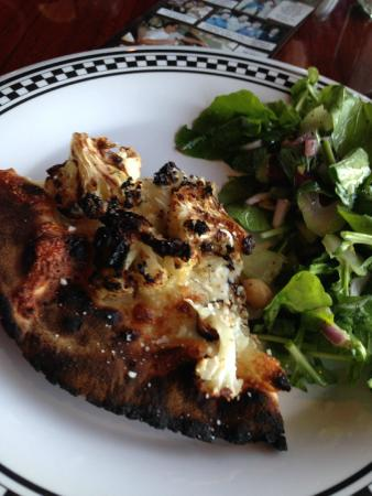 Anthony's Coal Fired Pizza: Cauliflower Pizza
