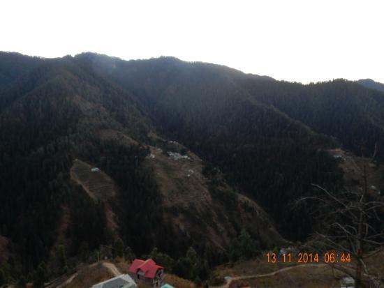 Tethys Ski Resort Narkanda: view