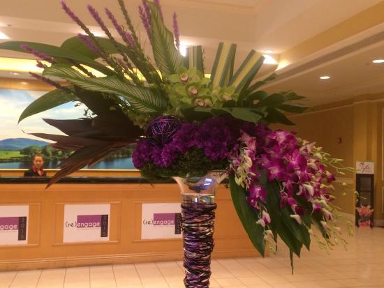 Mystic Marriott Hotel & Spa: Lobby