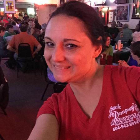 Jack Dempsey's Restaurant: Greatest Waitress ever