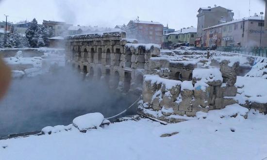 Mehmetogullari Thermal Resort