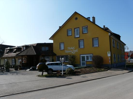 Kreuz-Post Hotel-Restaurant-Spa : l'hotel