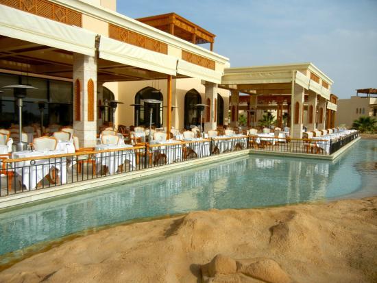 Kempinski Hotel Soma Bay: Blick aufs Restaurant