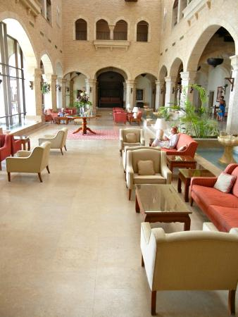 Kempinski Hotel Soma Bay: Lobby