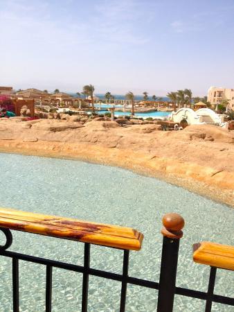 Kempinski Hotel Soma Bay: Blick vom Restaurant