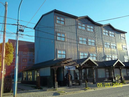 Apart Hotel Tierra del Fuego : Lindo y confortable- Lo único es que se encuentra alejado del centro