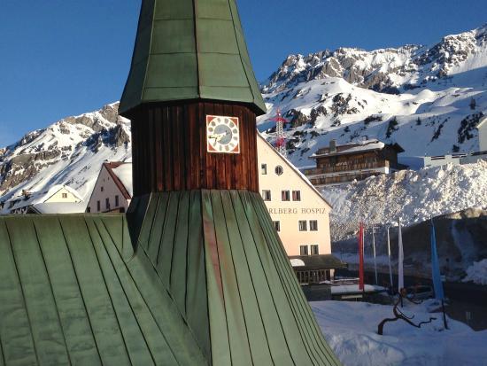 Arlberg Hospiz Hotel: Bruderschaftskapelle