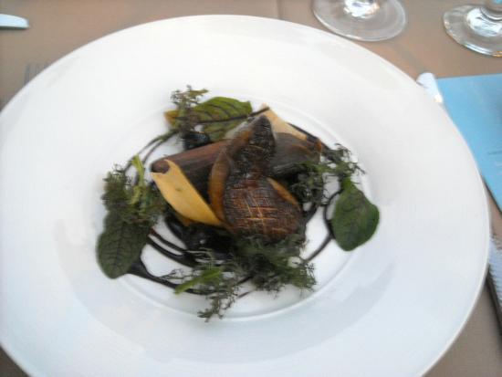 Lon's at the Hermosa : Foie Gras appetizer