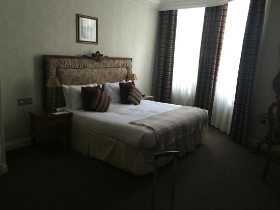 Ashburn Hotel: Bedroom