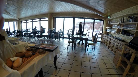 Rangá Restaurant: vue partielle du restaurant