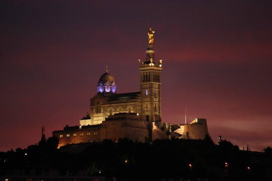 Basilique Notre Dame de la Garde: Basilique Notre-Dame de la Garde