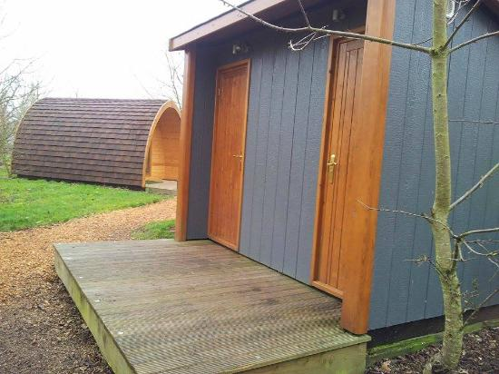 Wootton Park: toilet/bathroom