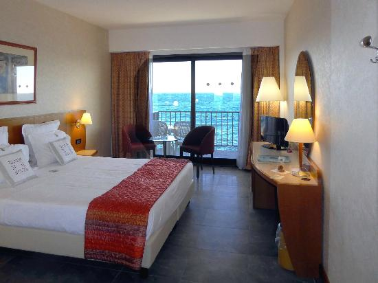 Grand Hotel Diana Majestic: La camera 206