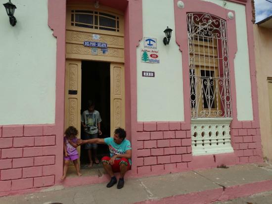 Hostal Del Pino y Belkys: Lo de Pino y Belkis