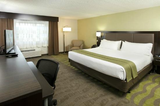 Holiday Inn Wilkes Barre East Mountain: King Guestroom